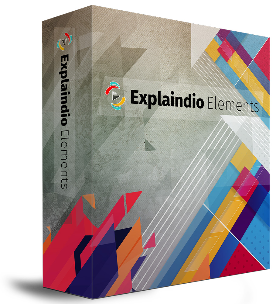 Explaindio Elements Video App