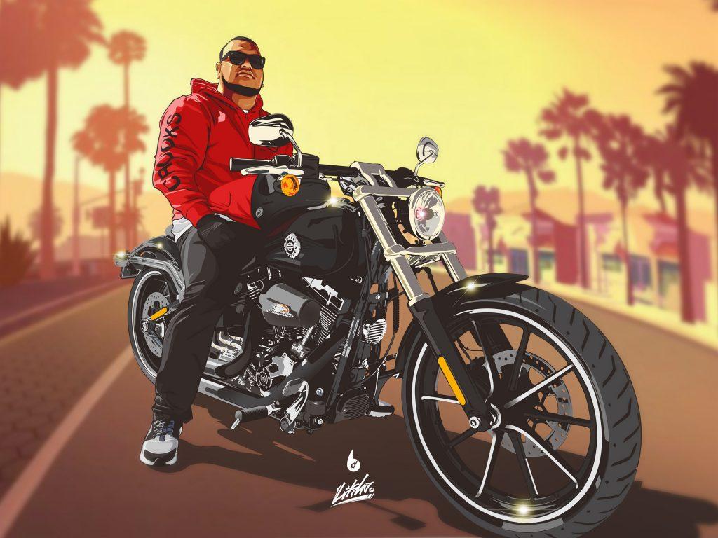 Harley Davidson - Biko Tecson