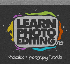 Learn Photo Editing  36 professional Photoshop tutorials for a price of a camera strap
