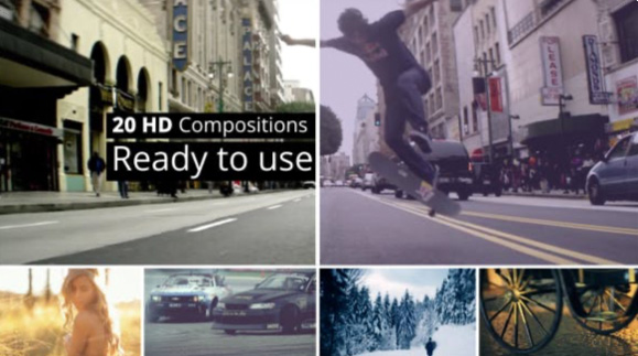 20 Advanced Color Grading Effects  by ezz_youssef