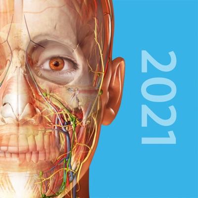 Atlas de anatomía humana 2021