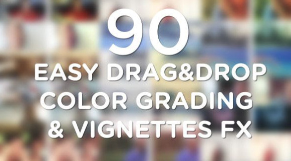 Easy Vignette & Color Correction Pack  by Massfocus