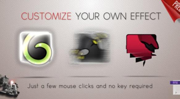Logo Effects Tool  by zhenjueyimen