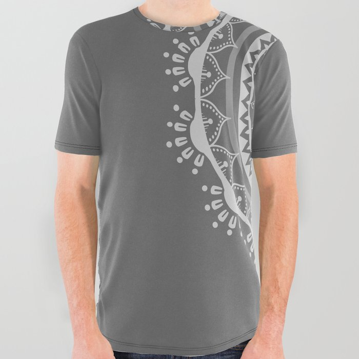 All Over Graphic Tee Society6 - art prints - t-shirt