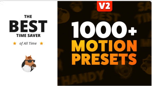 The Most Handy Motion Presets for Animation Composer  by MisterHorse