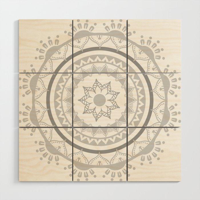 Wood Wall Art society6 - wall art - print shop