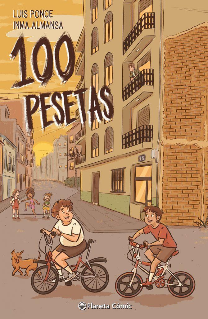 100 pesetas Inma Almansa González & Luis Ponce Segura En Apple Books