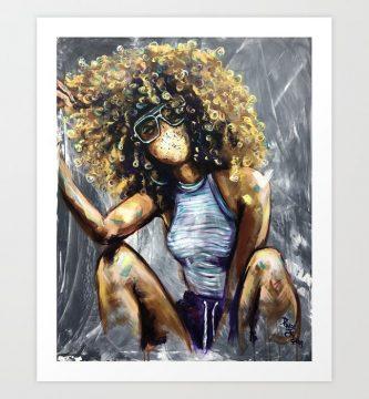 Donice Bloodworth Jr. art