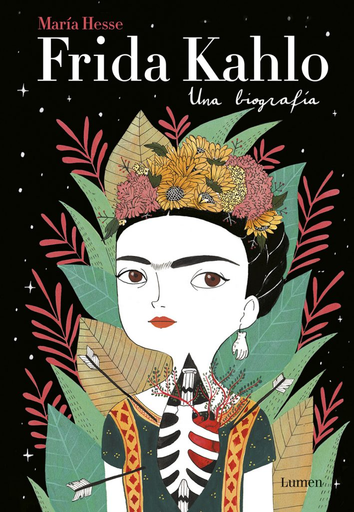 Frida Kahlo. Una biografía Maria Hesse En Apple Books - Novelas Gráficas