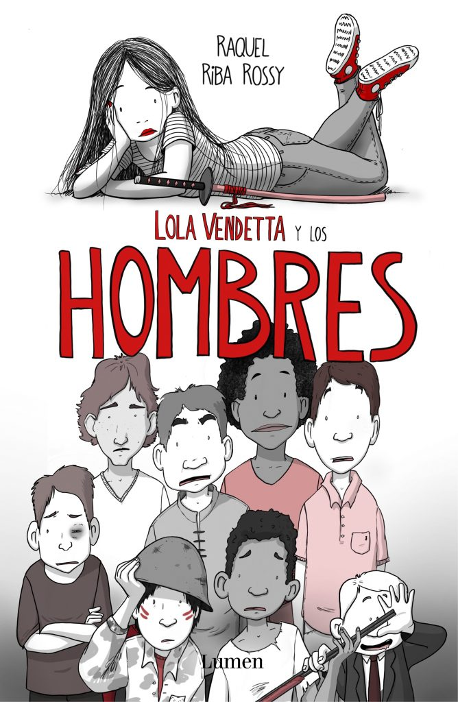 Lola Vendetta y los hombres Raquel Riba Rossy En Apple Books
