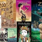 Novelas gráficas con geniales ilustraciones en Apple Books