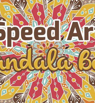 Speed Art - Mandala Boho en Illustrator y Photoshop