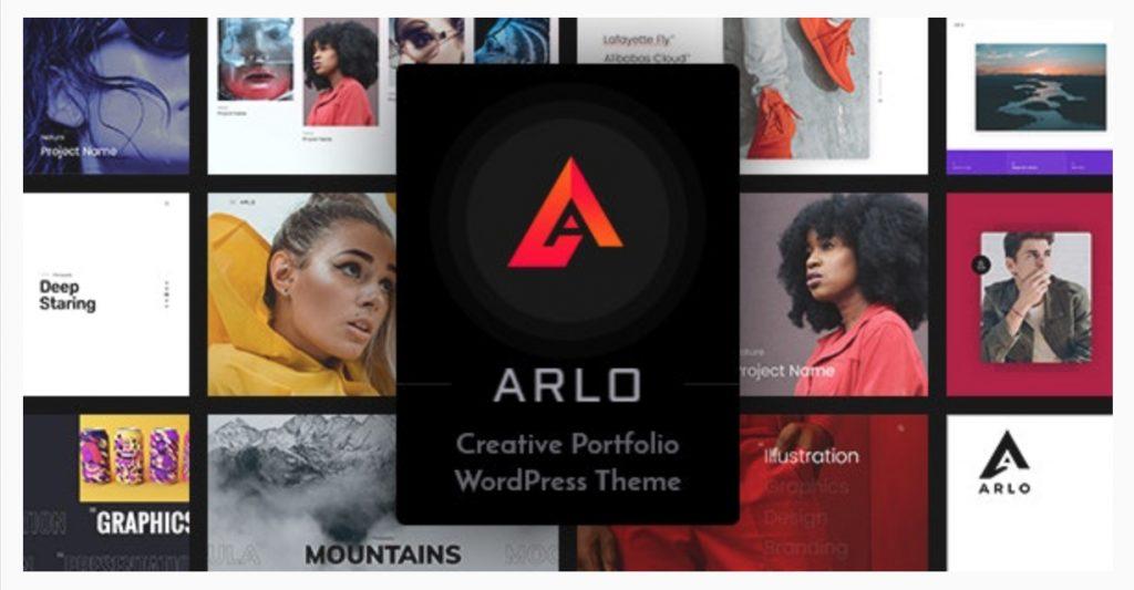 Arlo |  Frenify