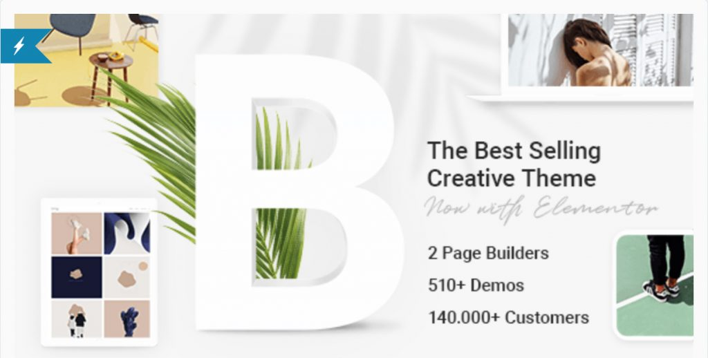 Bridge - Creative Multipurpose WordPress Theme QODE