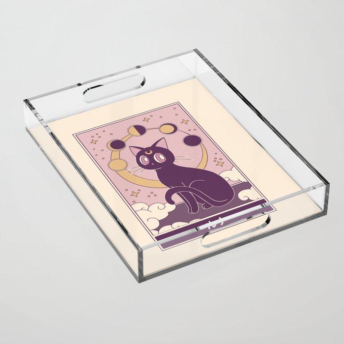 Luna Acrylic Tray - Thiago Corrêa