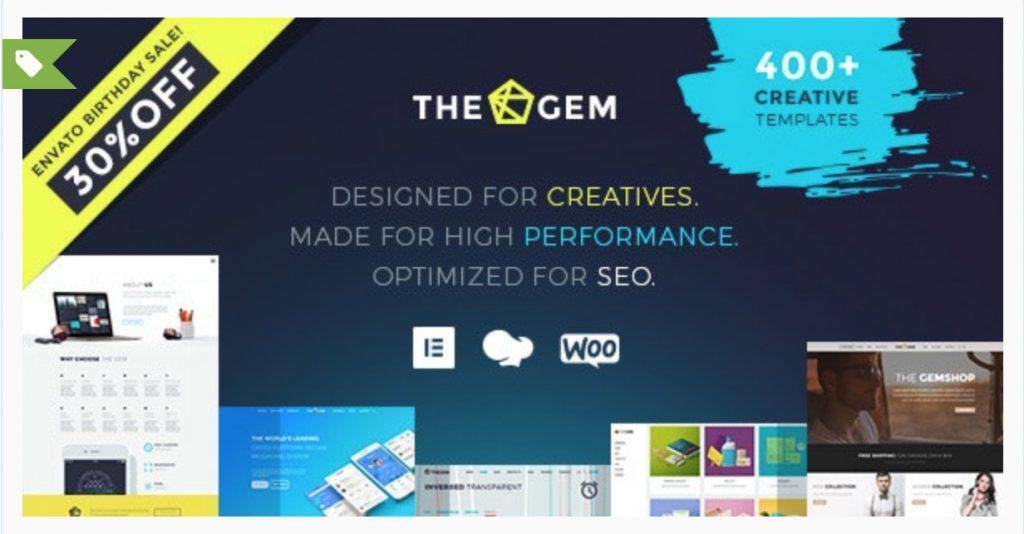 TheGem -  CodexThemes