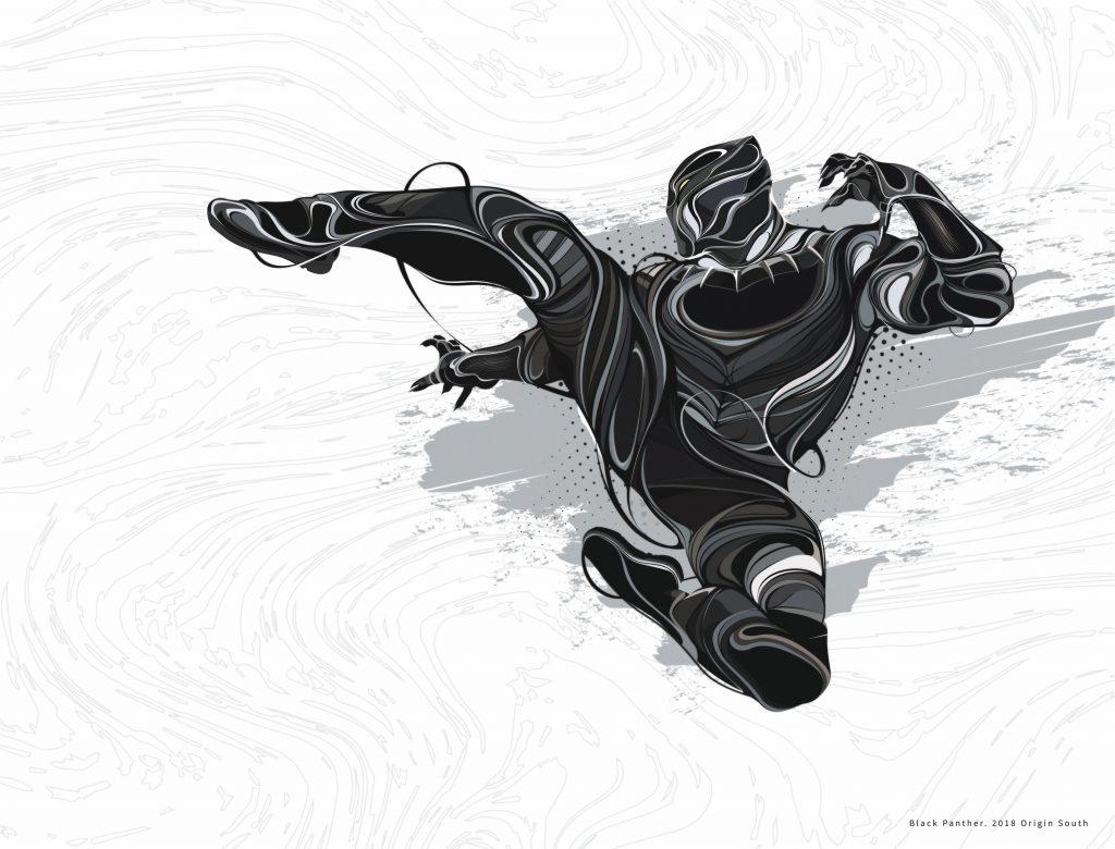 Black Panther - Emmanuel Mdlalose