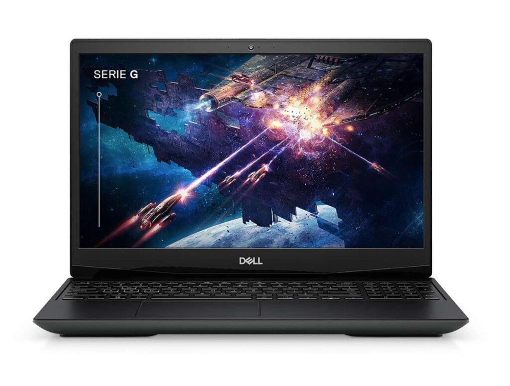 "Notebook Gamer Dell G515SE-I7165122060W1 15.6"" Intel Core i7 16 GB RAM 512 GB SSD Negra"