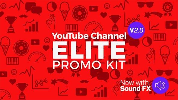 YouTube Elite Promo Kit por constantium