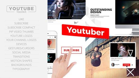Youtube Toolkit por Pixamins - Youtube Packs