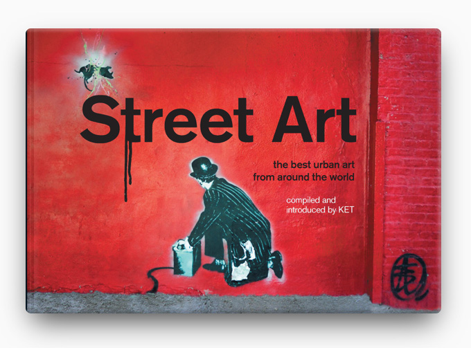 books de Street Art BOOK ∙ 2015 KET