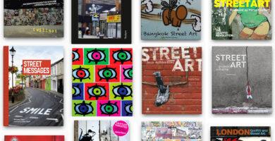 books de street art