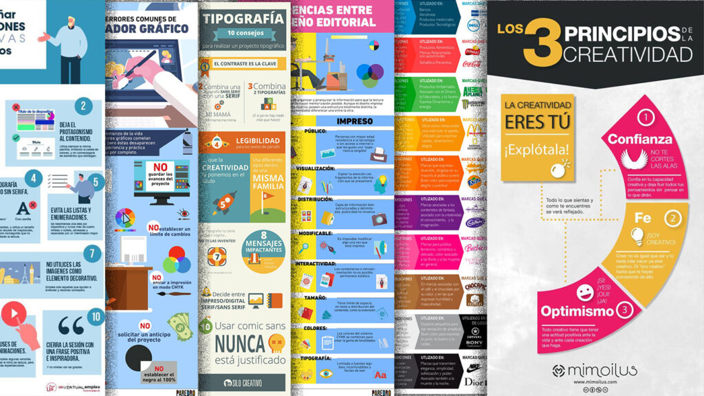 Los Mejores y Geniales Consejos para Diseñadores Gráficos
