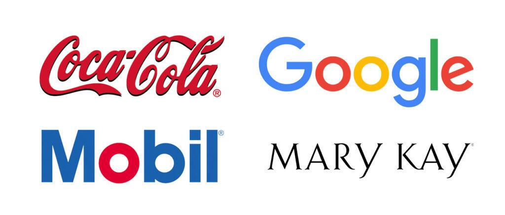 logos tipográficos | logotipo