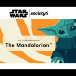 The Mandalorian Collection | Society6 Star Wars
