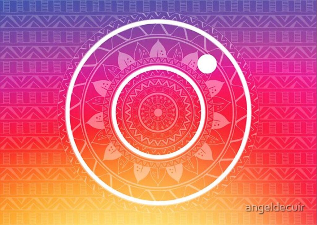 Boho Mandalagram