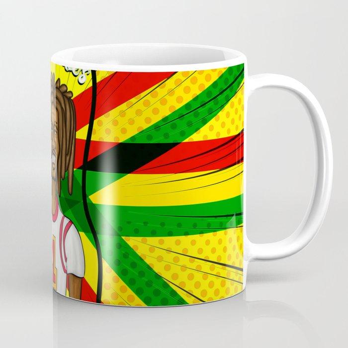 Rasta basket vibes Coffee Mug