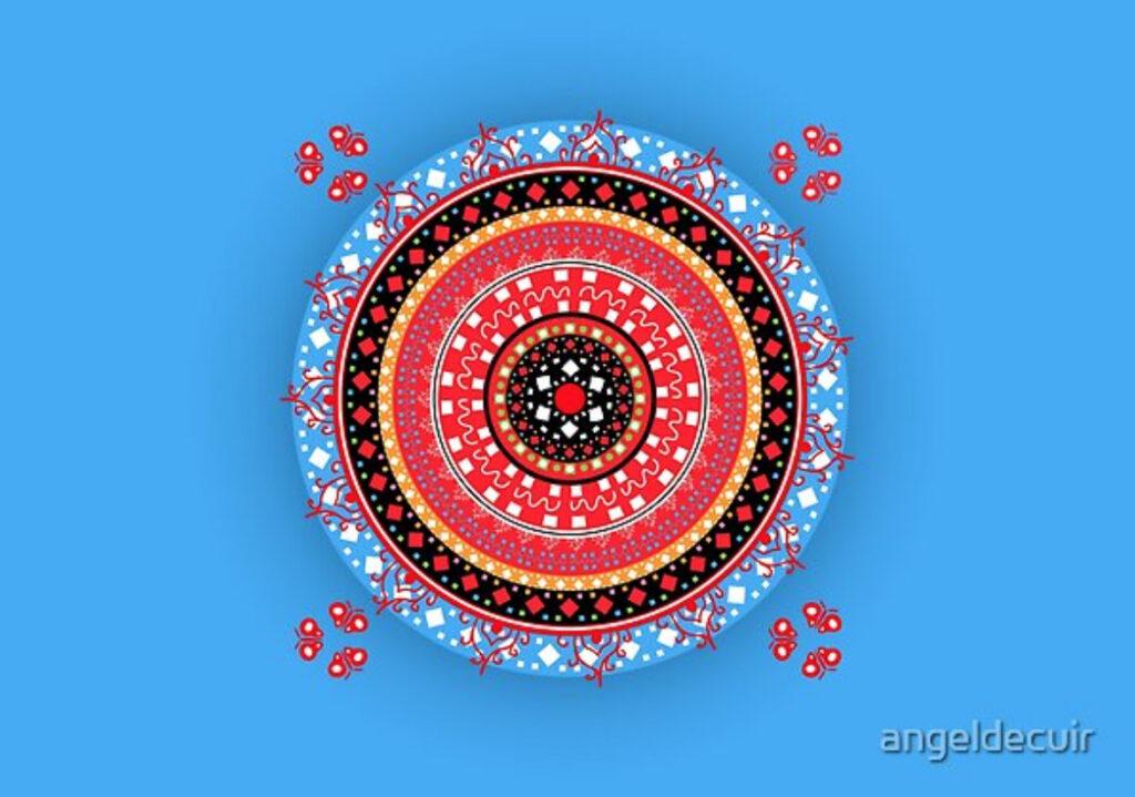 Mandala of a class