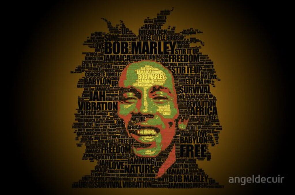Rasta words en Redbubble
