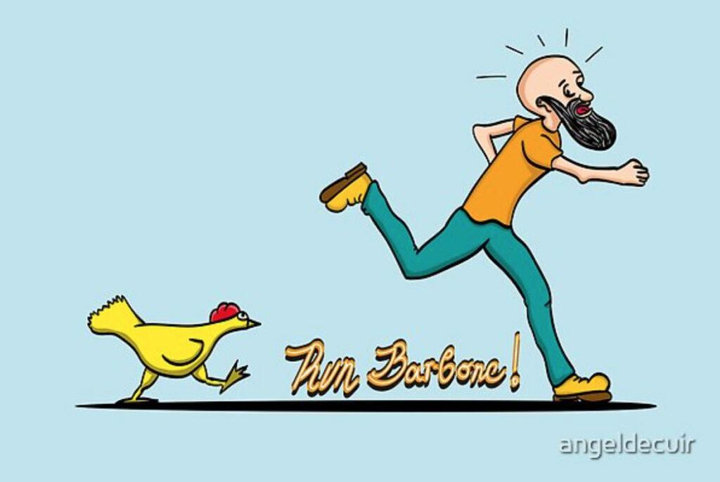 Run Barbone!