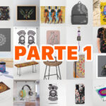 Productos disponibles para ART PRINTS en Society6 PARTE 1