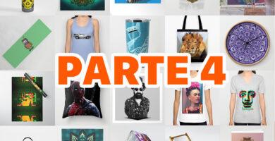 Geniales Productos de Arte Impreso en Society6 | PARTE 4