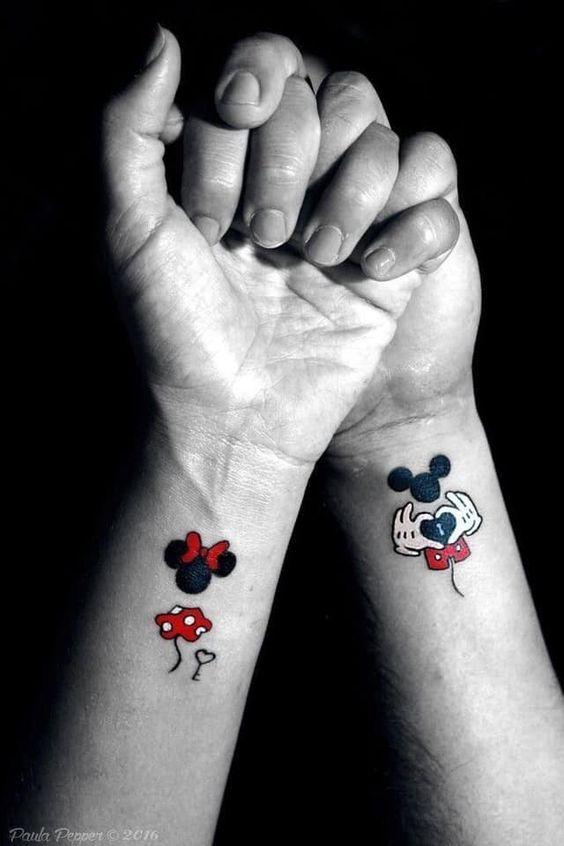 tatuajes de amor