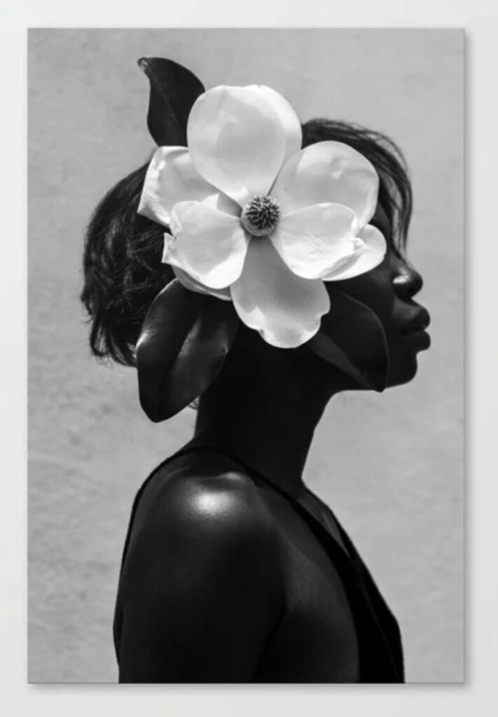 Magnolia Canvas Print - Gregory Prescott