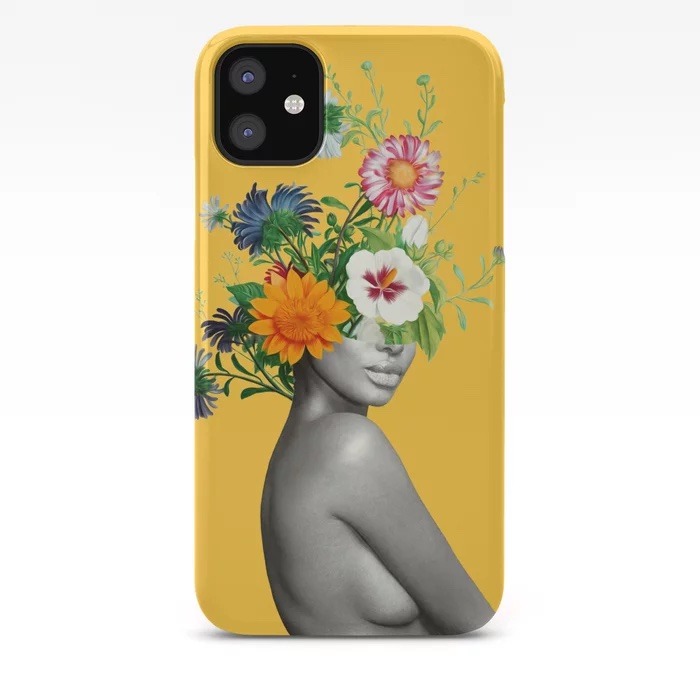 Bloom 5 iPhone Case by dada22