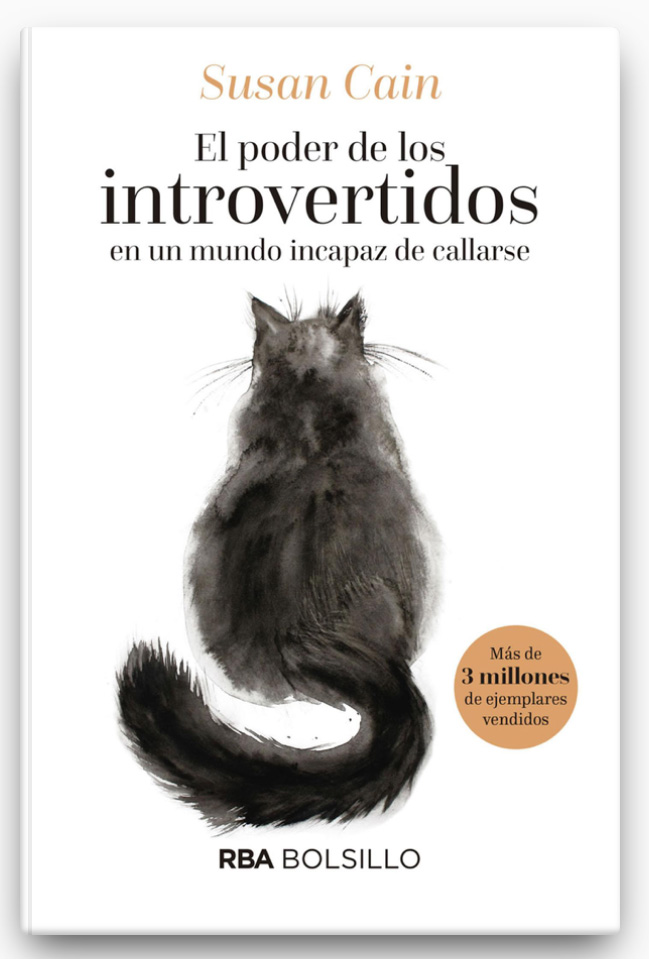 El poder de los introvertidos LIBRO ∙ 2020 Susan Cain