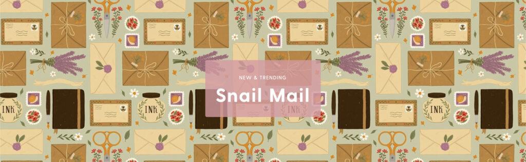 NEW & TRENDING Snail Mail