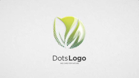 Dots 3D Logo Reveal por William_Wilson