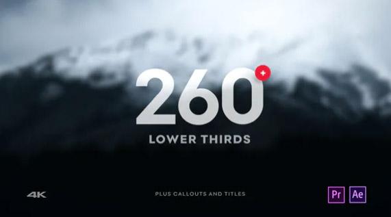 Lower Thirds por NLTB4540