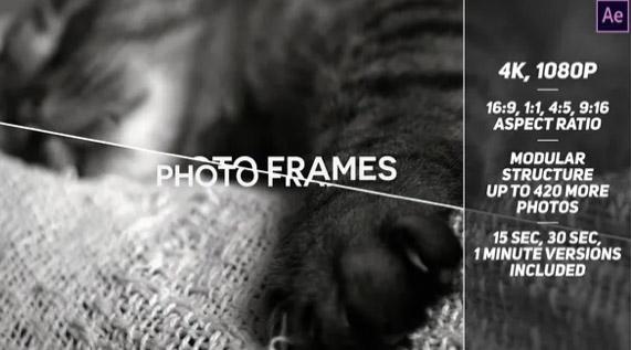 Photo Frames Slideshow por FORZi