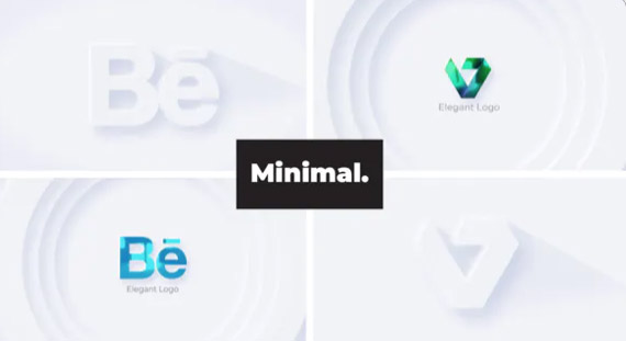 Simple Logo Reveal por betski