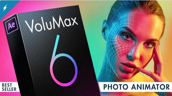 VoluMax - 3D Photo Animator por Cream-Motion