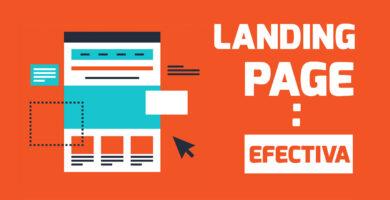 Por qué una landing page efectiva para email marketing