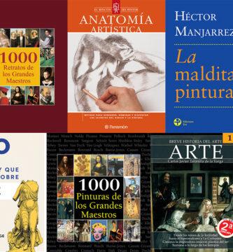10 geniales libros de arte y pintura en Apple Books