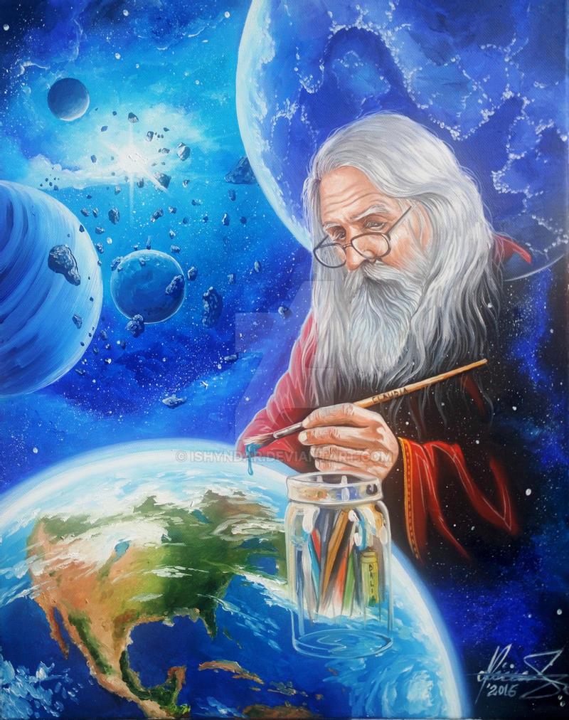 Creation por  Ishyndar