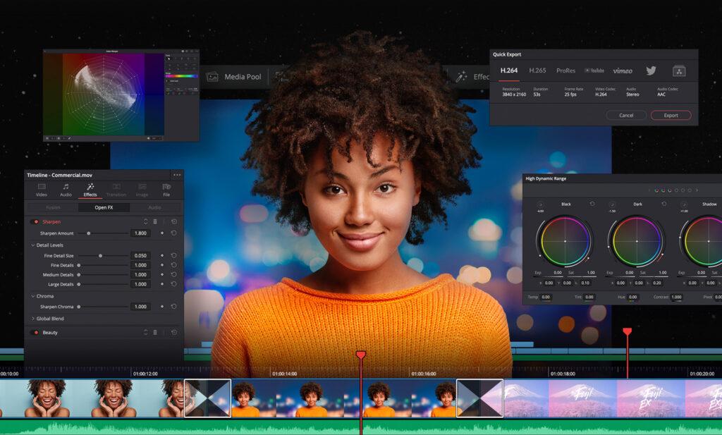 Videohive - recursos para creadores de contenido de video